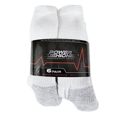 Power Cushion Socks 6 Pair