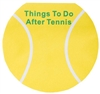 Tennis Post-It Notes 50-Pack